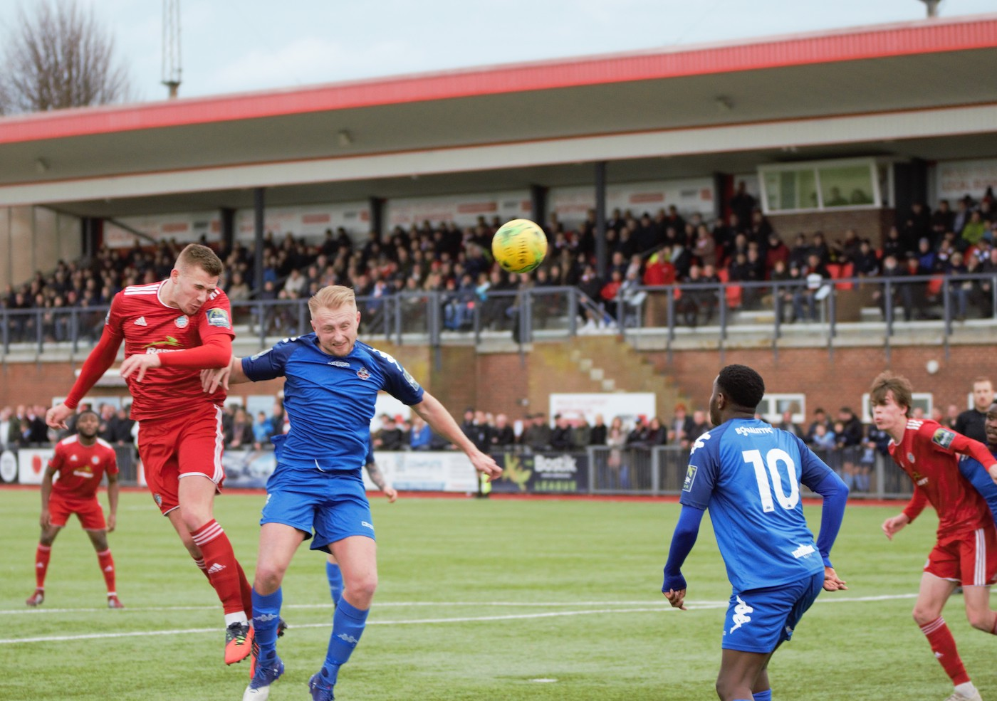 Read the full article - HIGHLIGHTS: Worthing 3-4 Lewes [H] – League