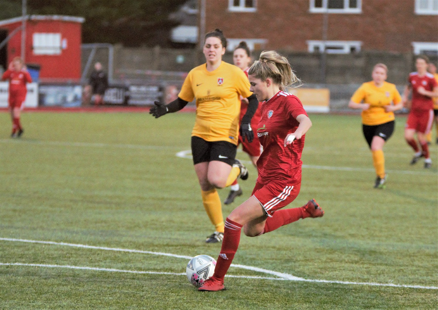 Read the full article - Gallery: Ladies v Thameview [H] – Cup
