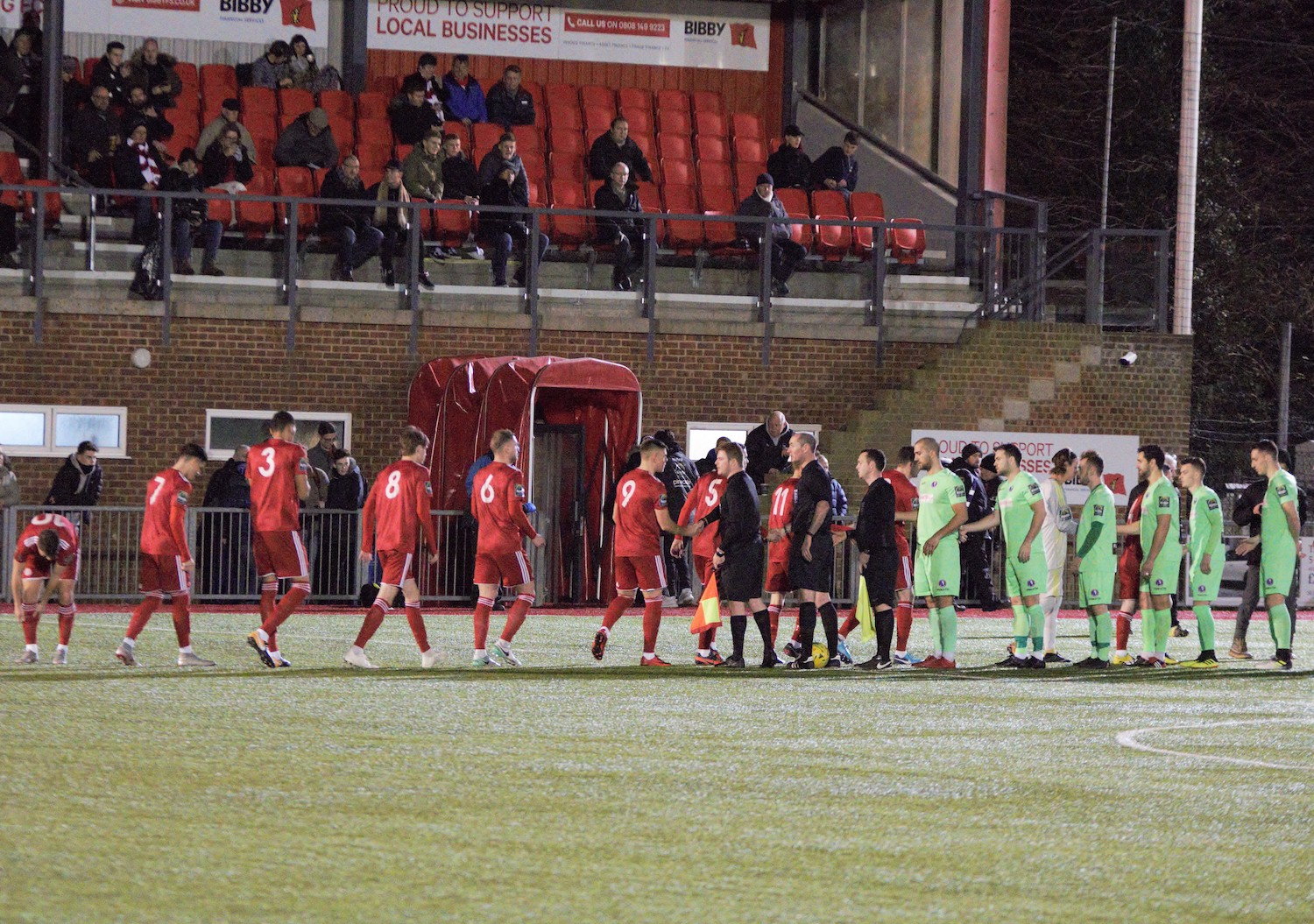 Read the full article - HIGHLIGHTS: Worthing 1-4 Dorking [H] – League