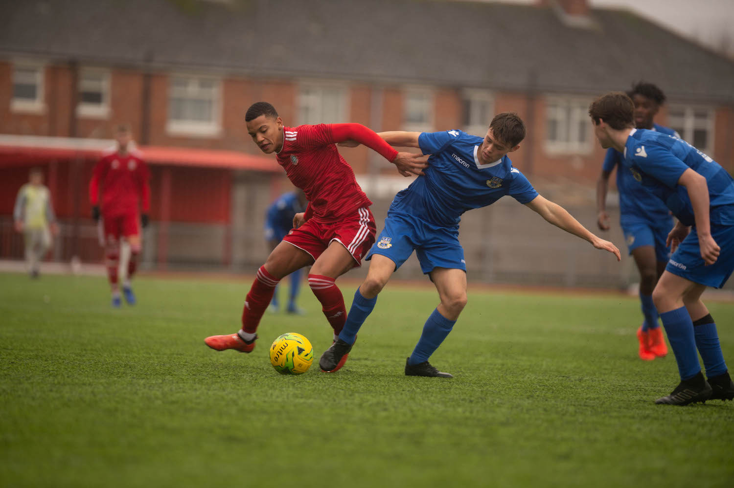 Read the full article - Gallery: Academy v Eastleigh Whites [H] – League