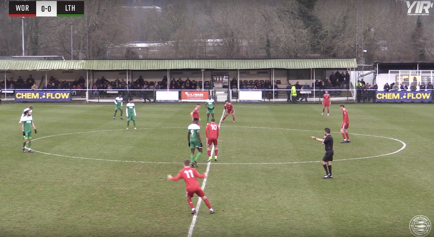 Read the full article - HIGHLIGHTS: Leatherhead 2-1 Worthing [A] – League