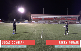 TWO TOUCH TUESDAYS: Episode 4