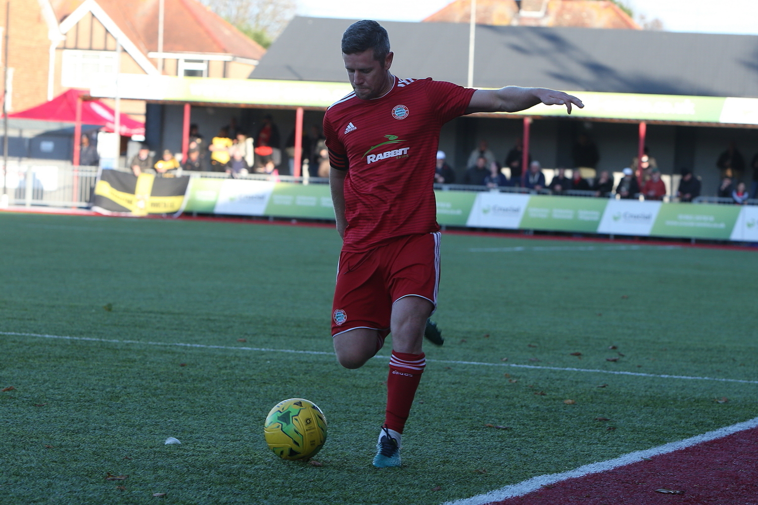 Read the full article - 'Huge' run could determine Worthing's promotion chances