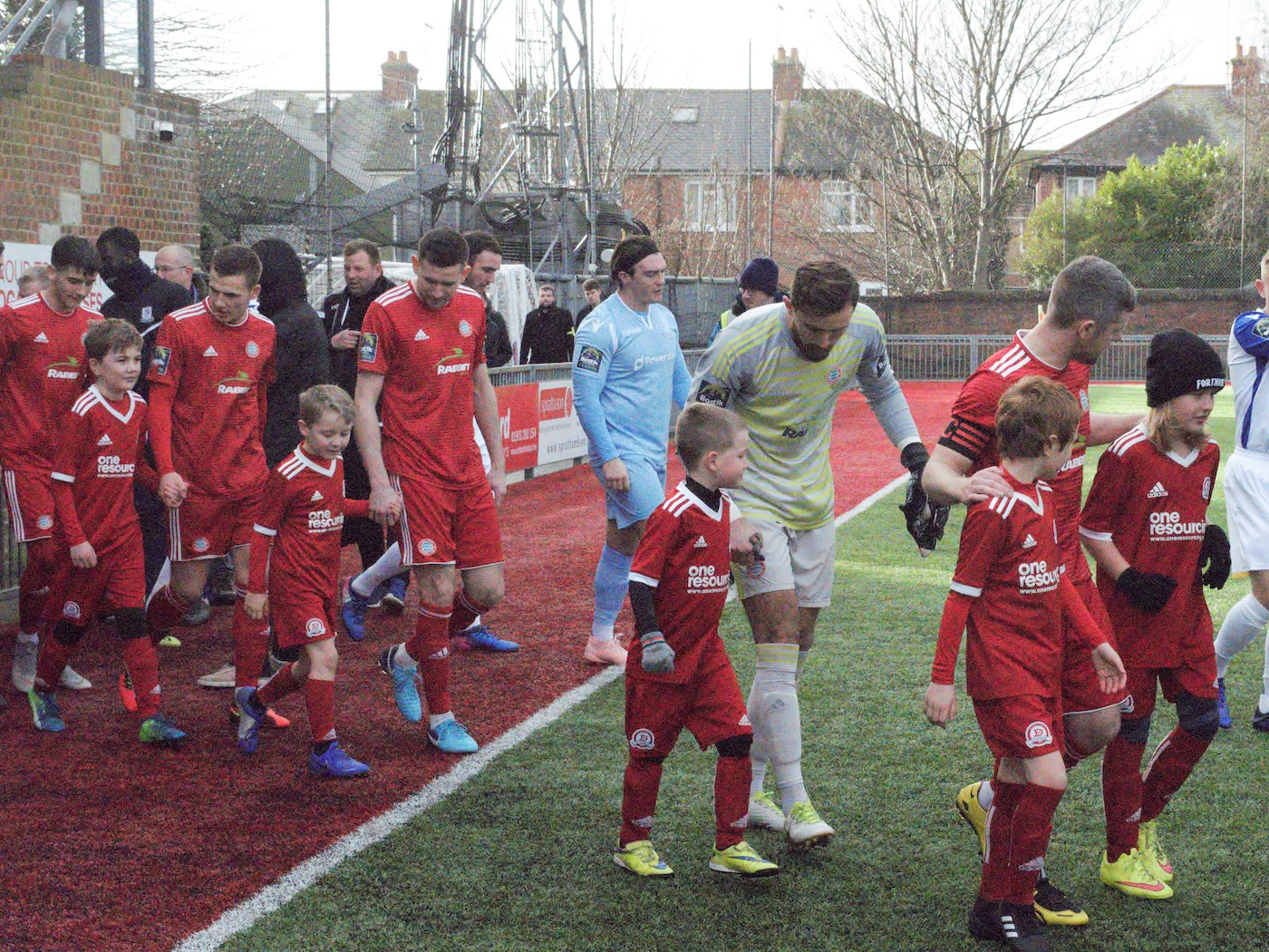Read the full article - HIGHLIGHTS: Worthing 0-3 Enfield Town [H] – League