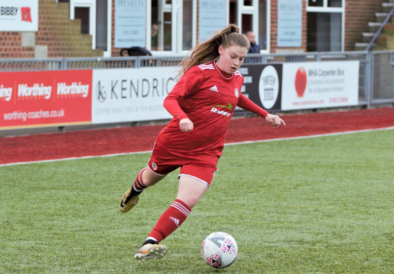 Read the full article - HIGHLIGHTS: Ladies 5-0 Bexhill [H] – LEAGUE