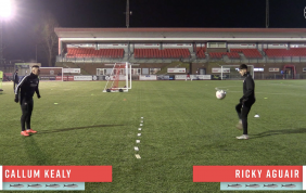 TWO TOUCH TUESDAYS: Episode 5