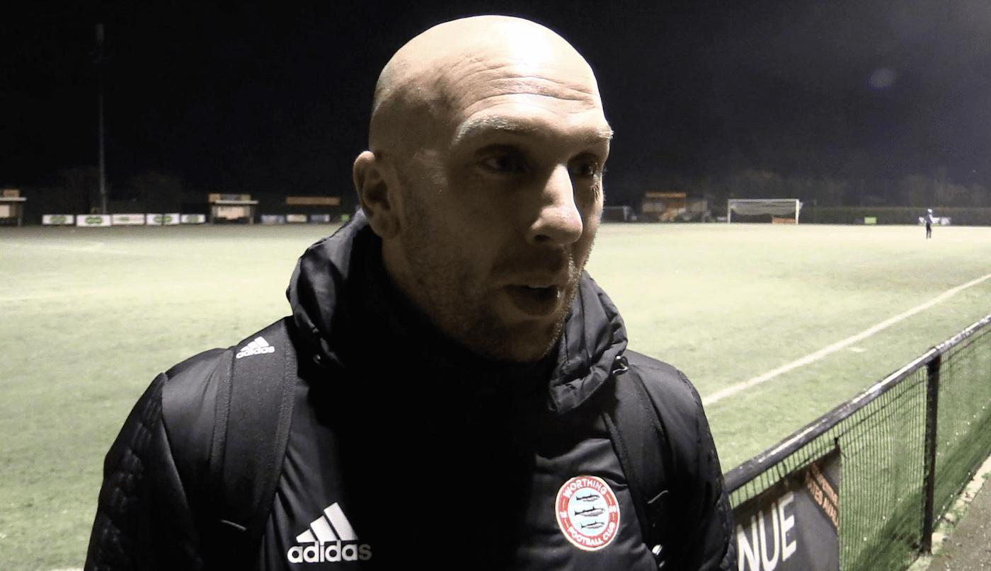 Post Match Interview: Merstham [A] – League