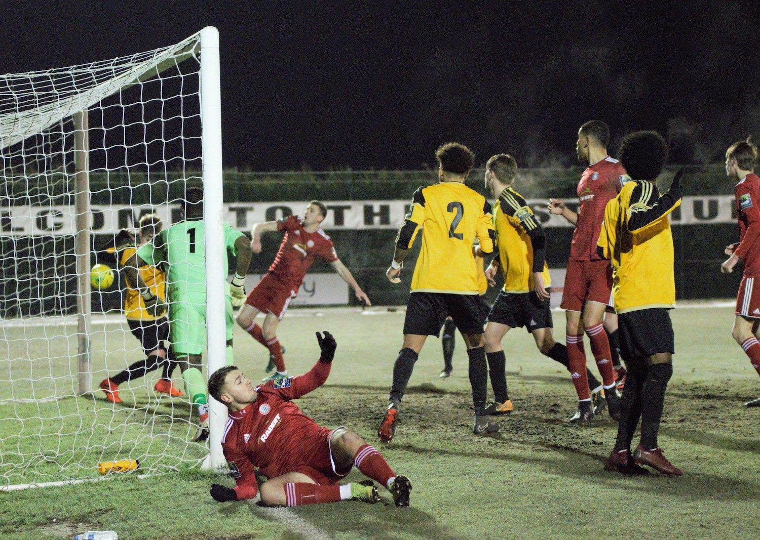 HIGHLIGHTS: Merstham 1-0 Worthing [A] – League