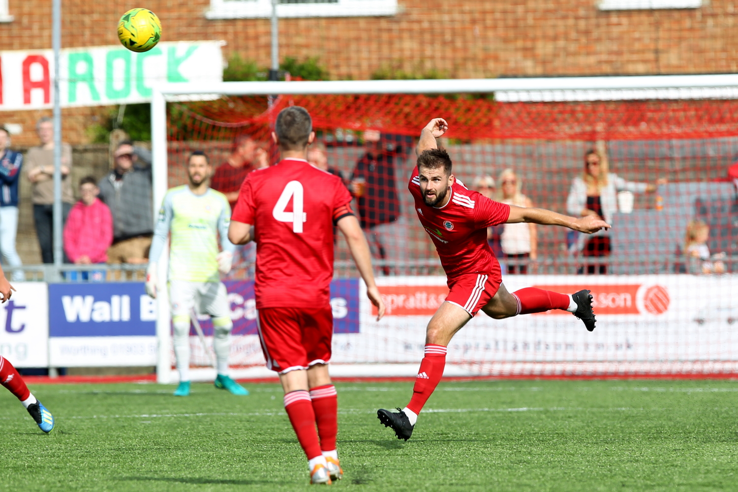 Read the full article - Worthing defender ruled out for season