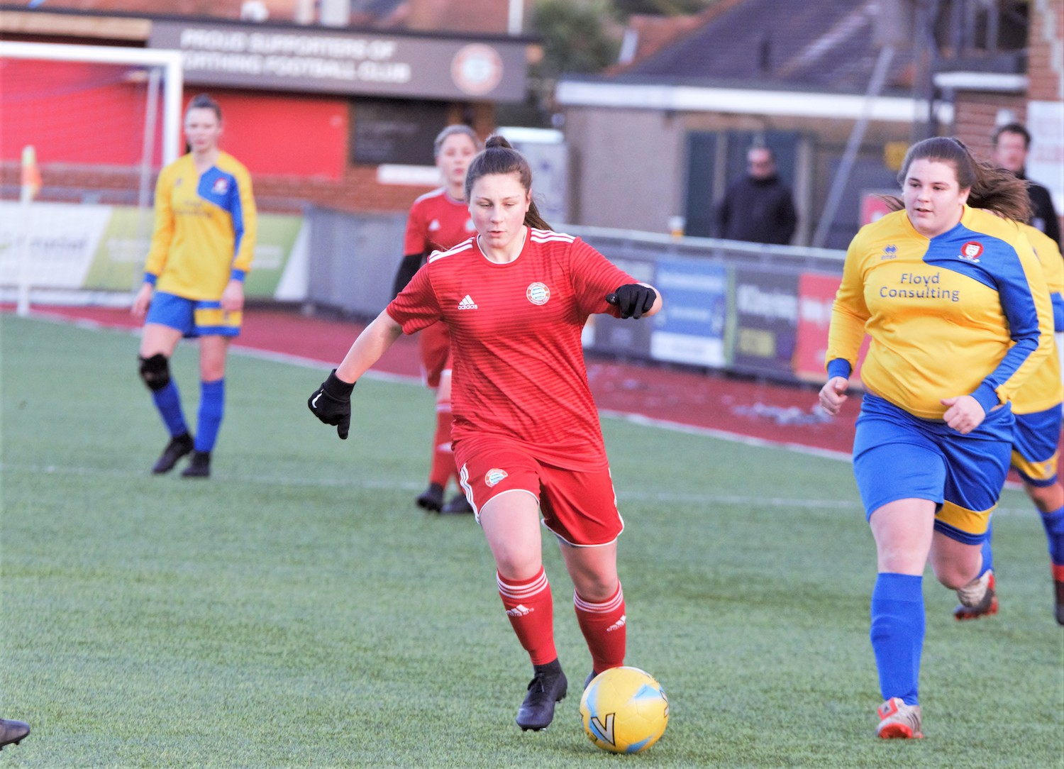 Read the full article - HIGHLIGHTS: Ladies 2-7 Hassocks [H] – CUP