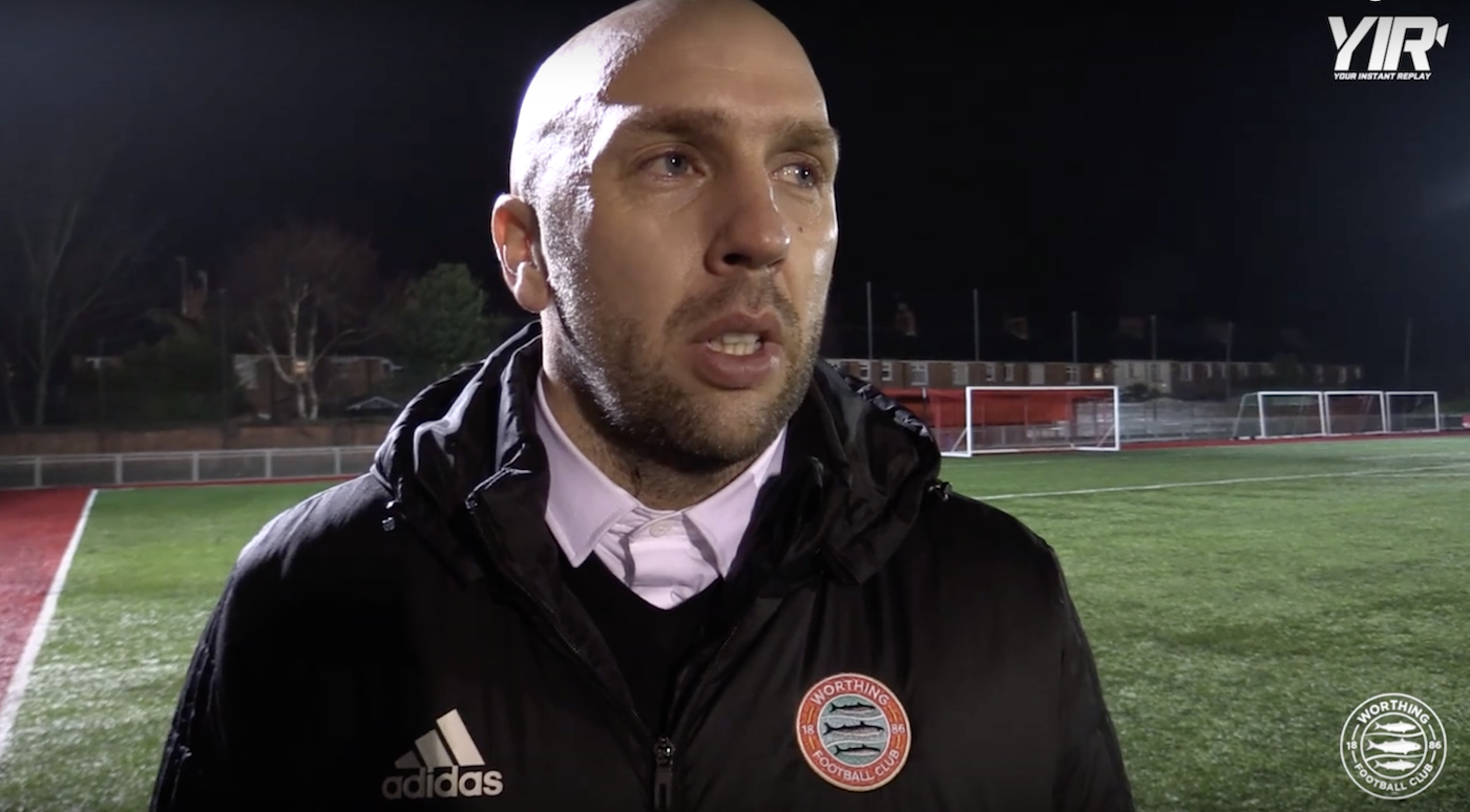 Read the full article - Post Match Interview: Carshalton [H] – League
