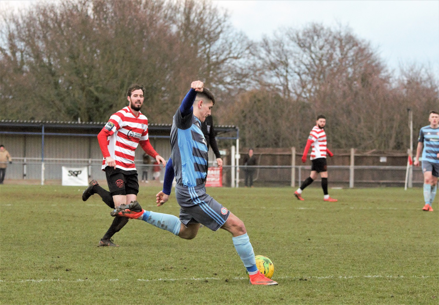 Read the full article - Gallery: Kingstonian [A] – League