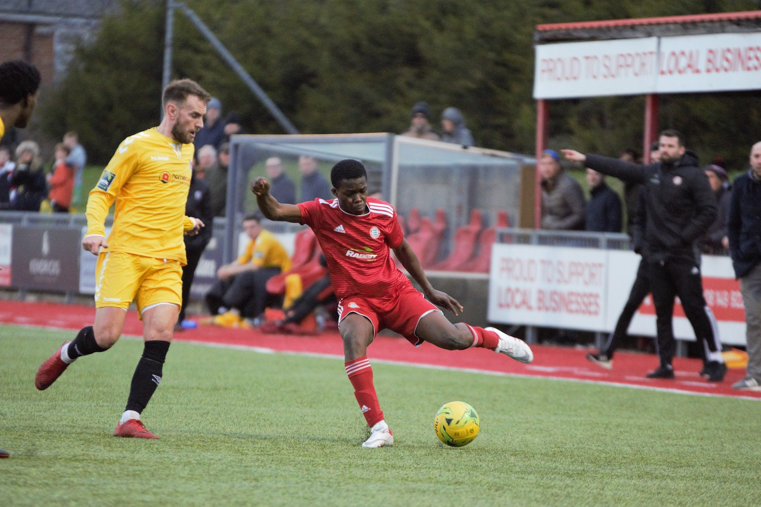 Read the full article - HIGHLIGHTS: Worthing 1-1 Potters Bar [H] – League