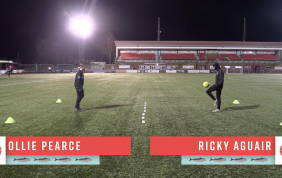 TWO TOUCH TUESDAYS: Episode 6