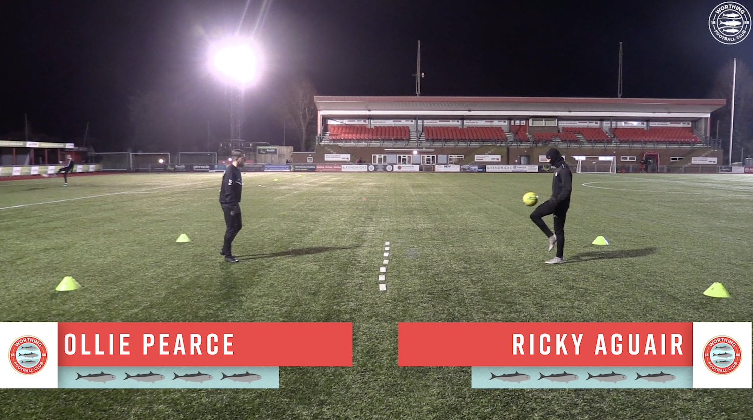 Read the full article - TWO TOUCH TUESDAYS: Episode 6