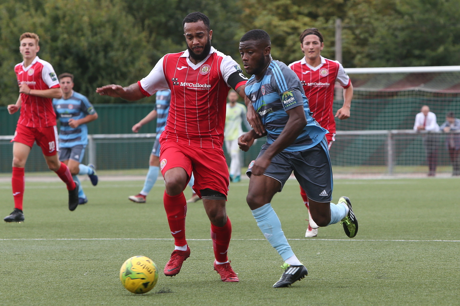 Read the full article - FIVE FACTS: Harlow Town