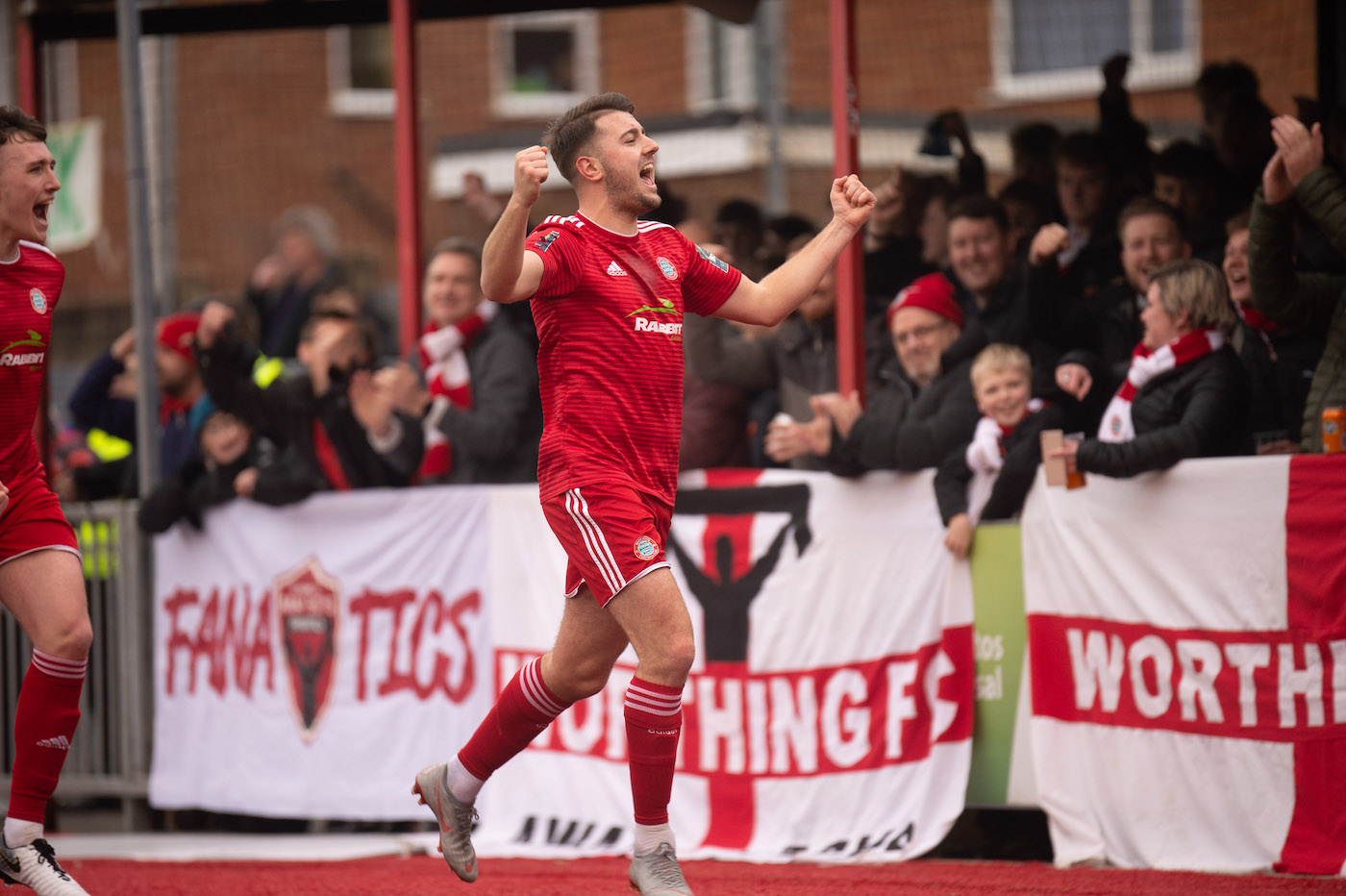 Read the full article - HIGHLIGHTS: Worthing 9-1 Harlow Town [H] – League