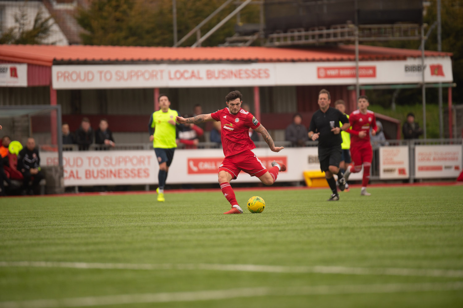 Read the full article - Gallery: Harlow Town [H] – League