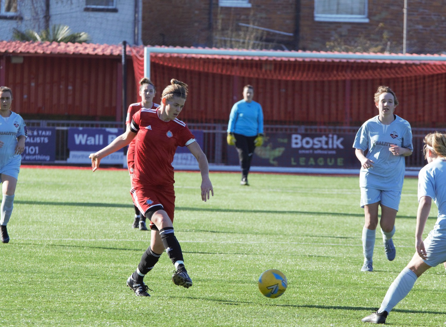 Read the full article - HIGHLIGHTS: Ladies 7-1 Lewes [H] – LEAGUE