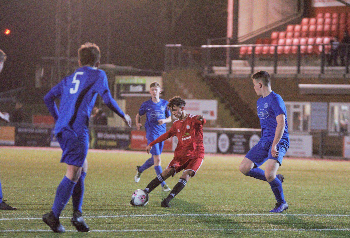 Read the full article - HIGHLIGHTS: U18's 8-0 Shoreham [H] – LEAGUE