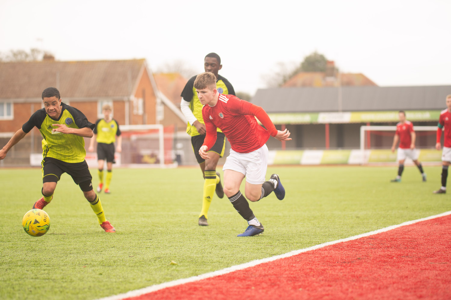 Read the full article - Gallery: Academy vs Aldershot Town [H] – League