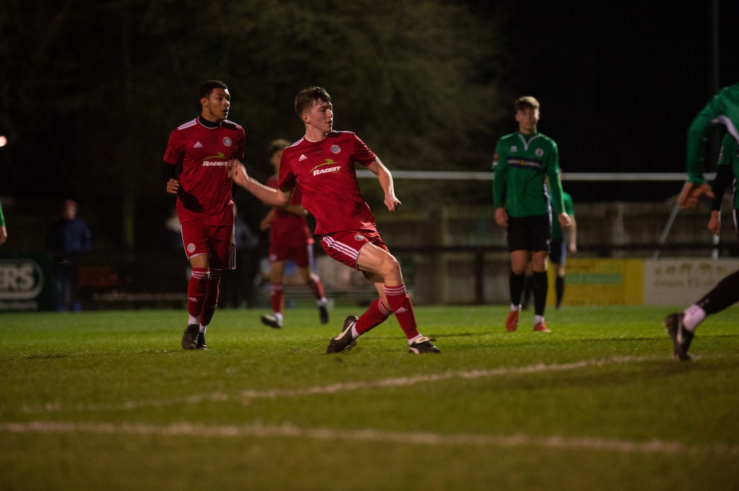 Gallery: U18 vs Burgess Hill Town [A] – League