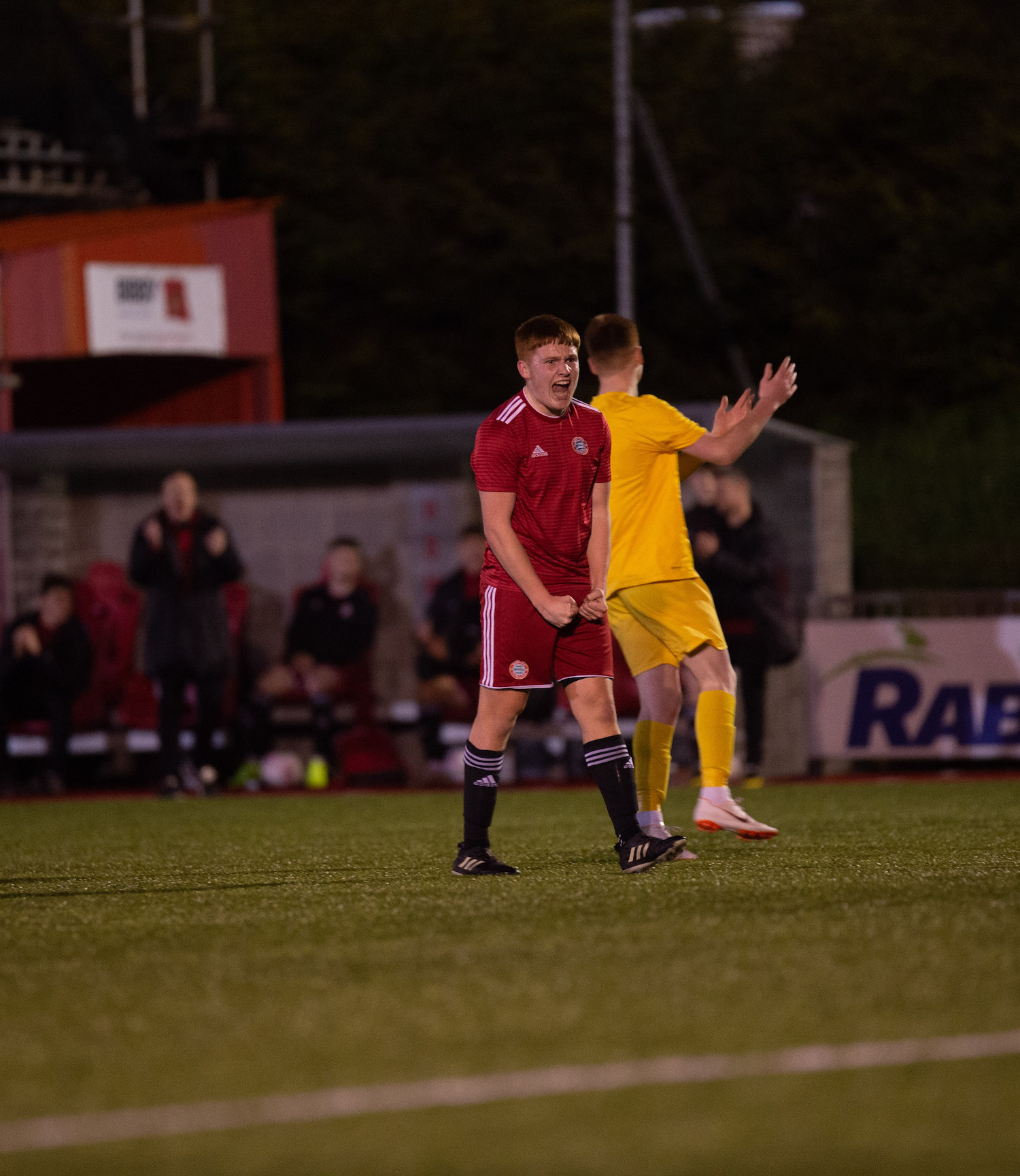 Read the full article - Gallery: U18 v South Park [H] – League