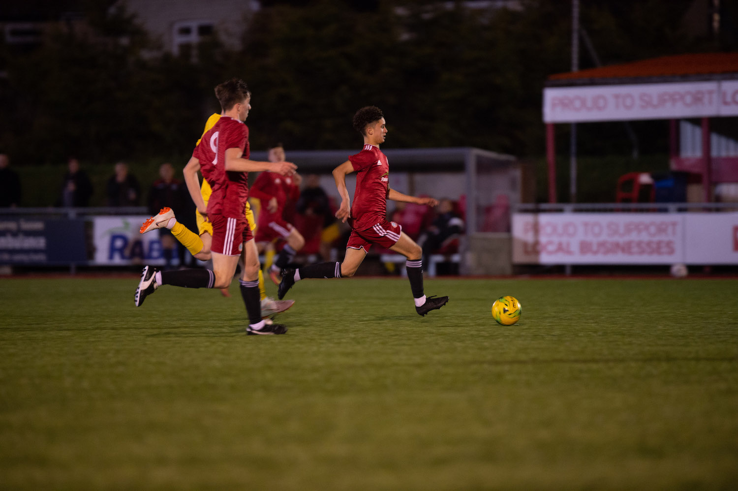 Read the full article - HIGHLIGHTS: U18's 3-0 South Park [H] – LEAGUE