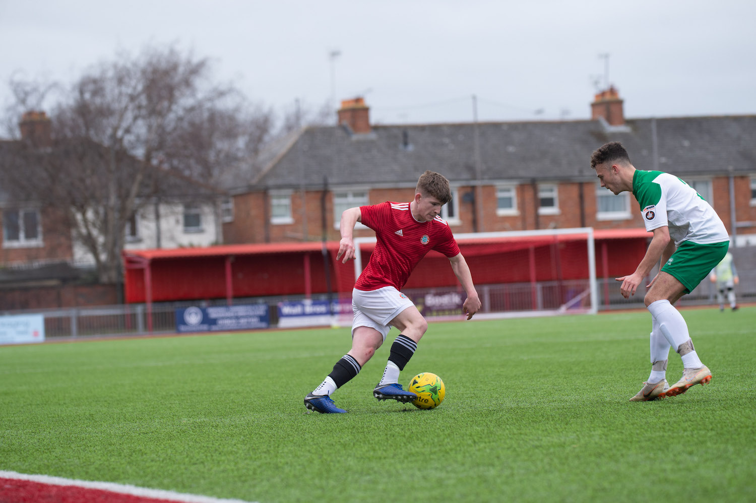 Read the full article - Gallery: Academy v Bognor [H] – League