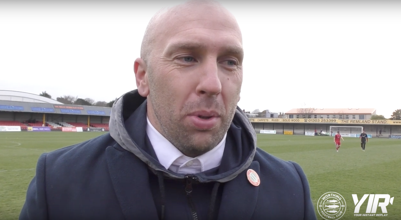 Read the full article - Post Match Interview: Folkestone [A] – League