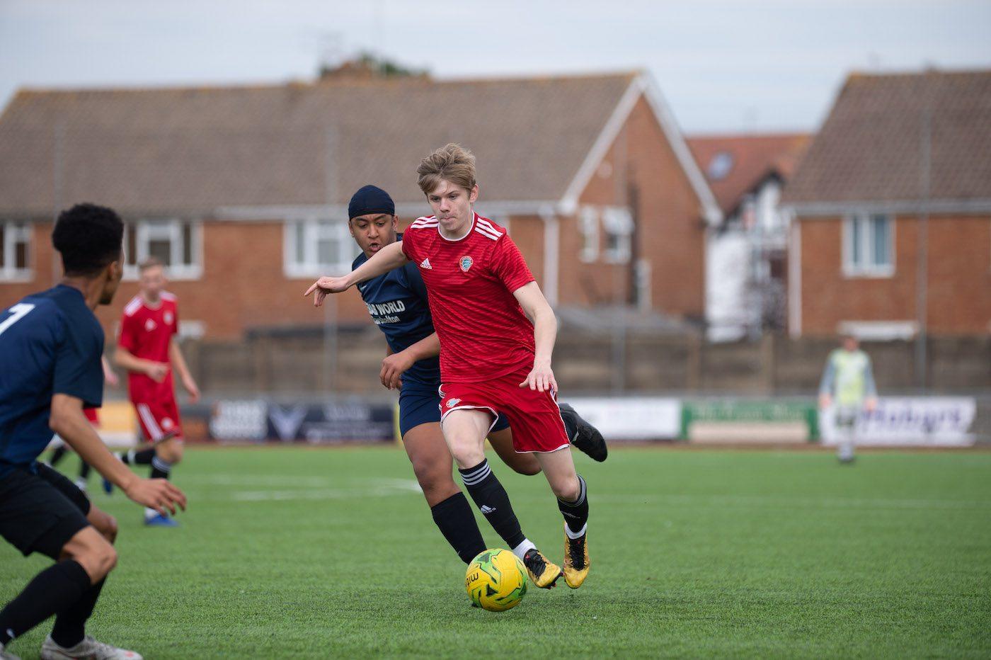 Read the full article - HIGHLIGHTS: Academy 3-2 Carshalton Athletic [H] – League