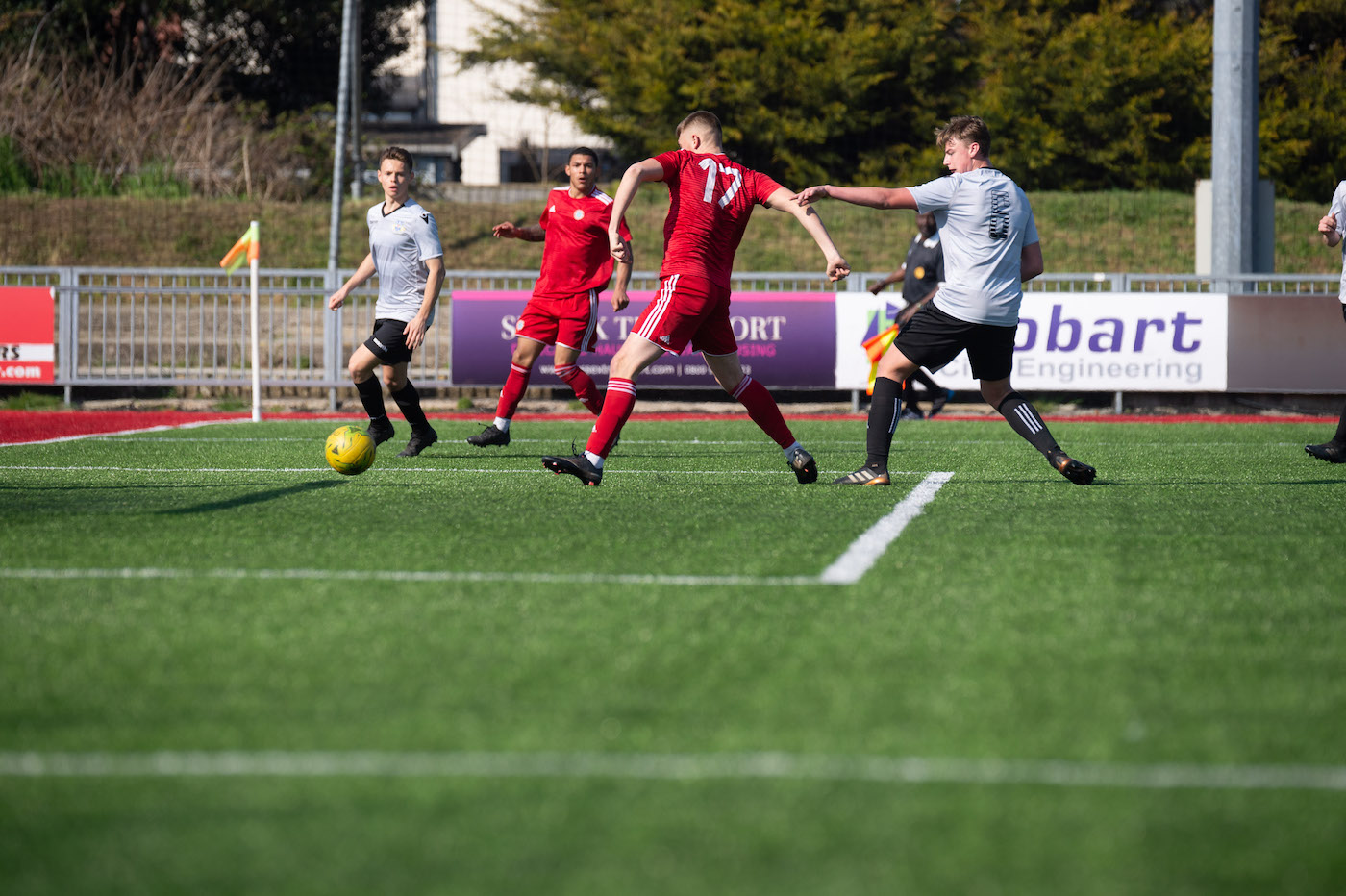 Read the full article - HIGHLIGHTS: Academy 1-1 Eastleigh [H] – League