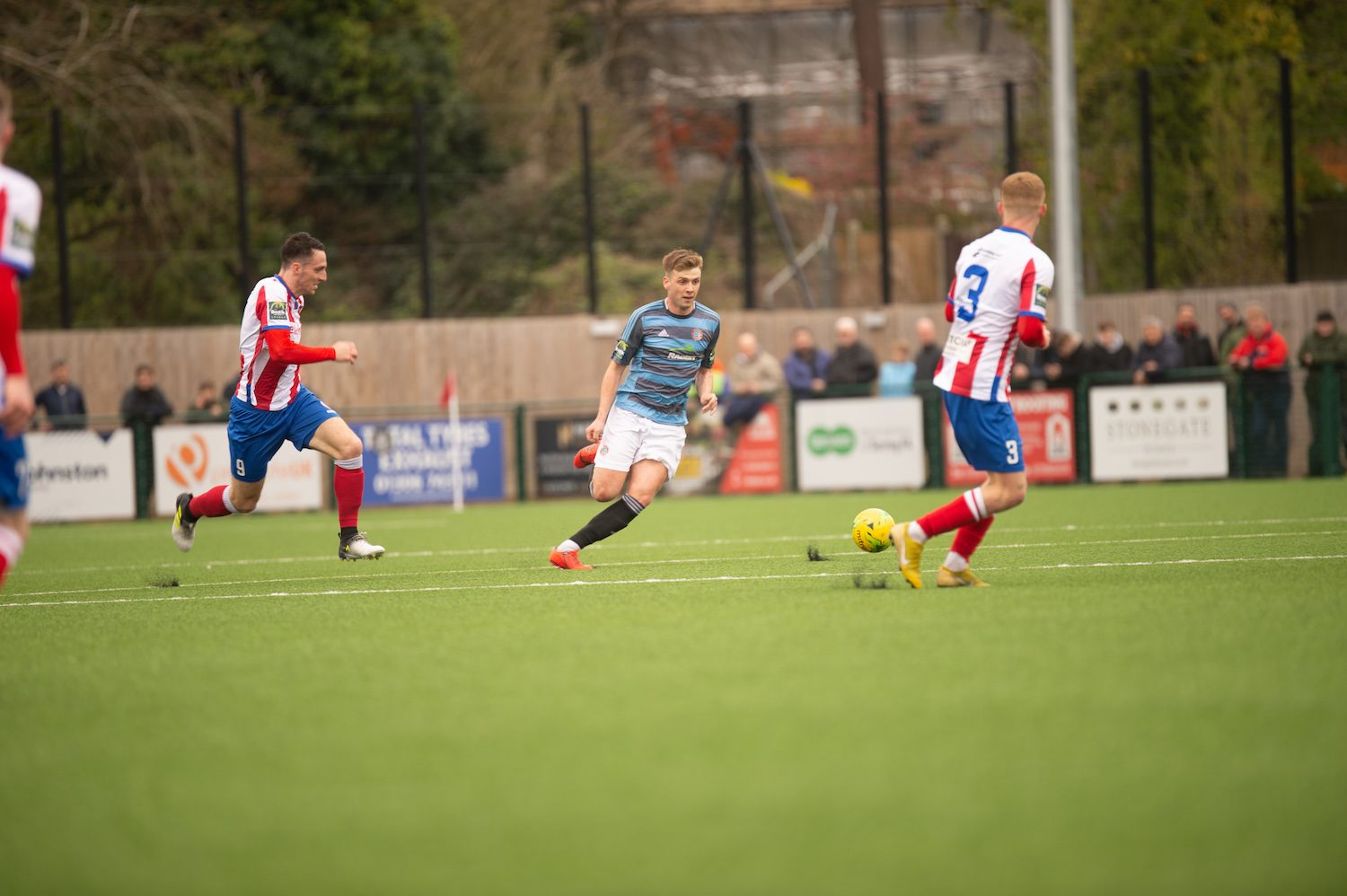 HIGHLIGHTS: Dorking 3-0 Worthing [A] – League