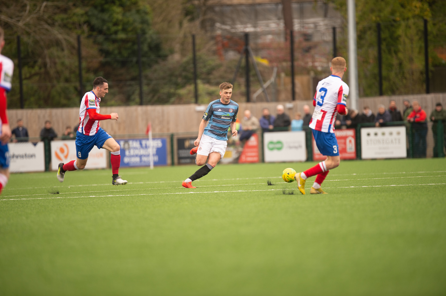 Read the full article - Wanderers Show Worthing The Way