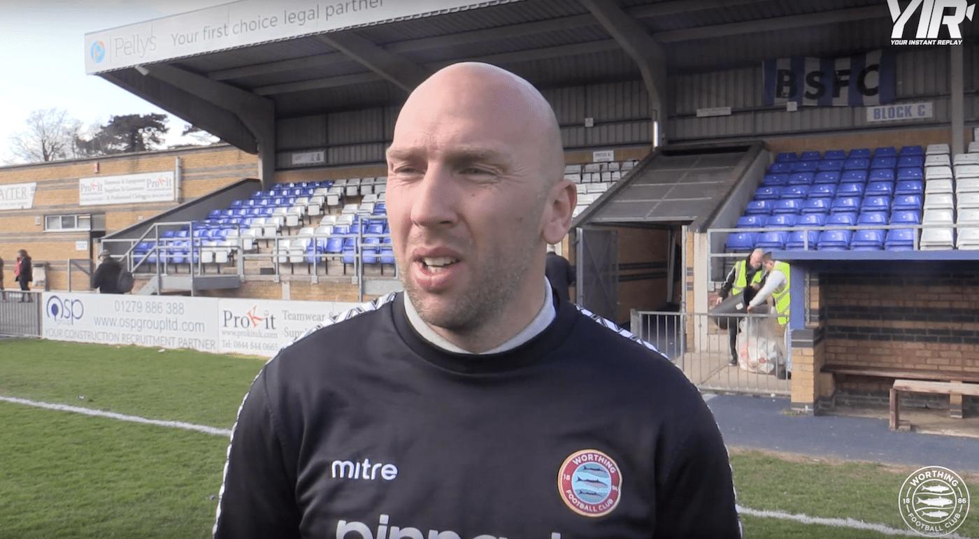 Post Match Interview:  Bishop's Stortford [A] – League