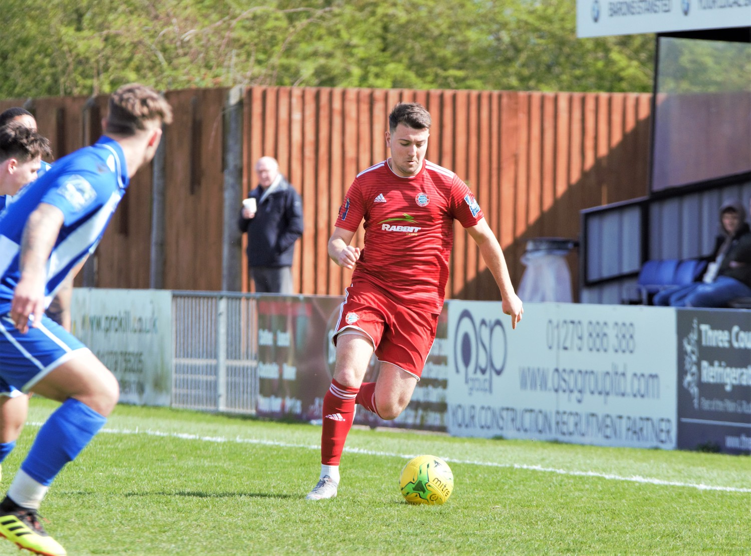 Read the full article - Stortford Stun Clueless Reds