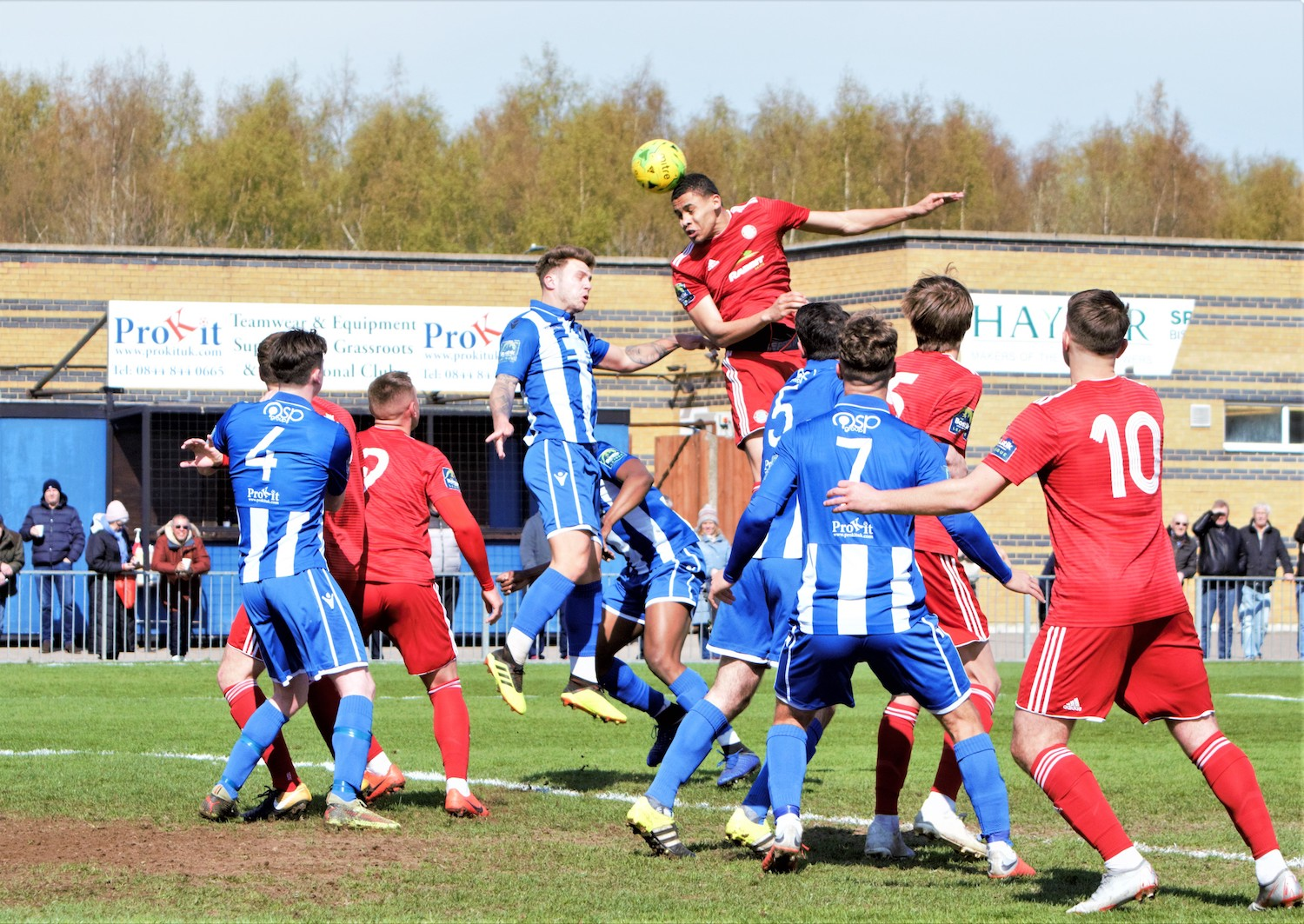 Read the full article - Gallery: Bishop's Stortford [A] – League