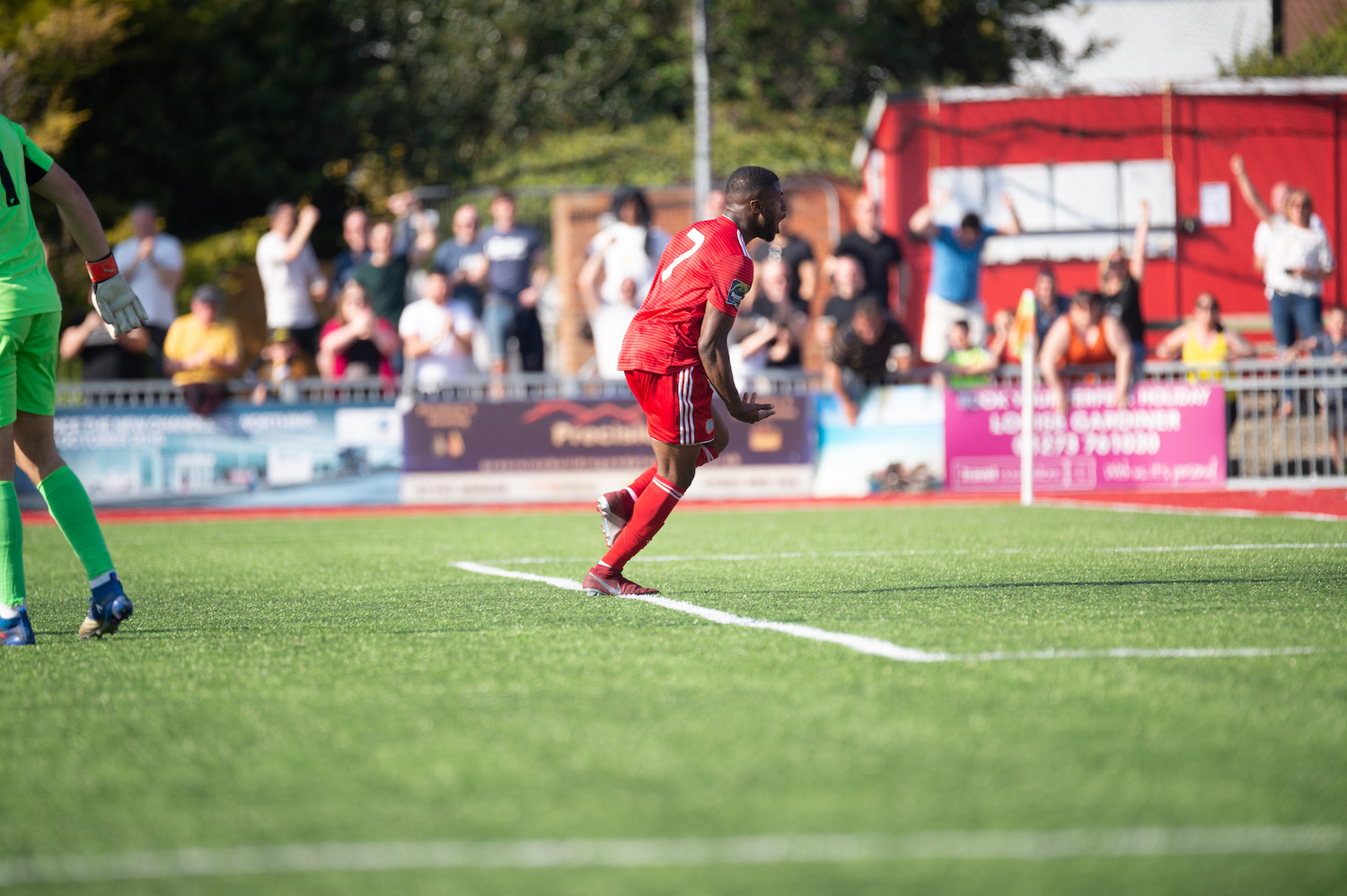 Read the full article - HIGHLIGHTS: Worthing 1-1 Tonbridge [H] – League