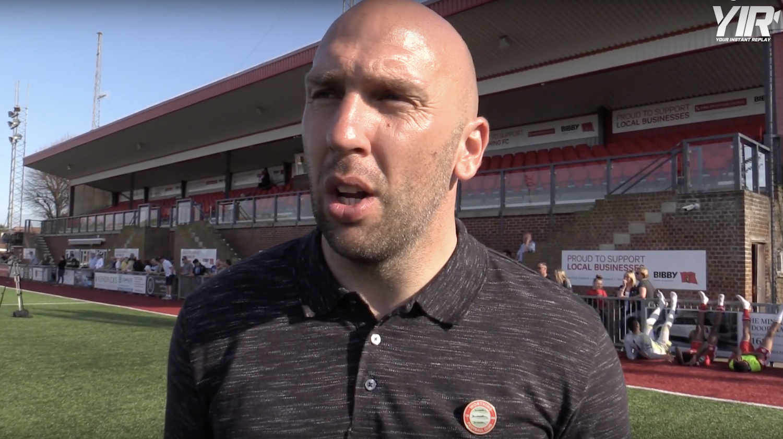 Read the full article - Post Match Interview: Tonbridge [H] – League