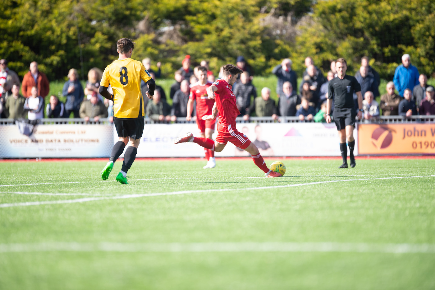 Read the full article - HIGHLIGHTS: Worthing 2-4 Merstham  [H] – League