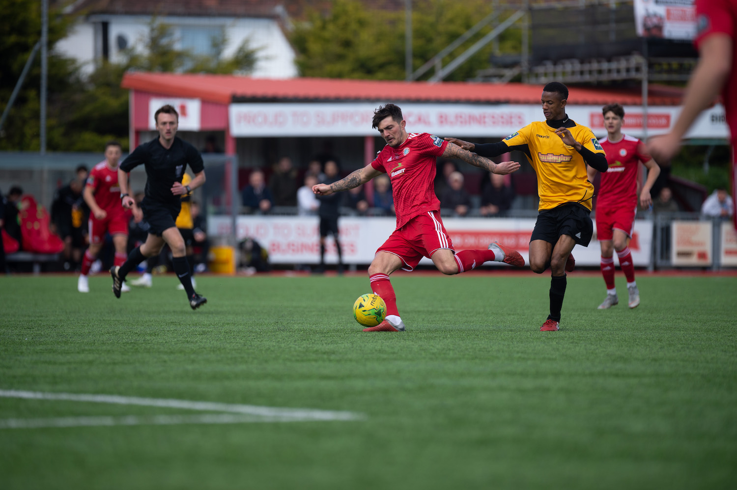 Read the full article - Merstham Figueira It Out