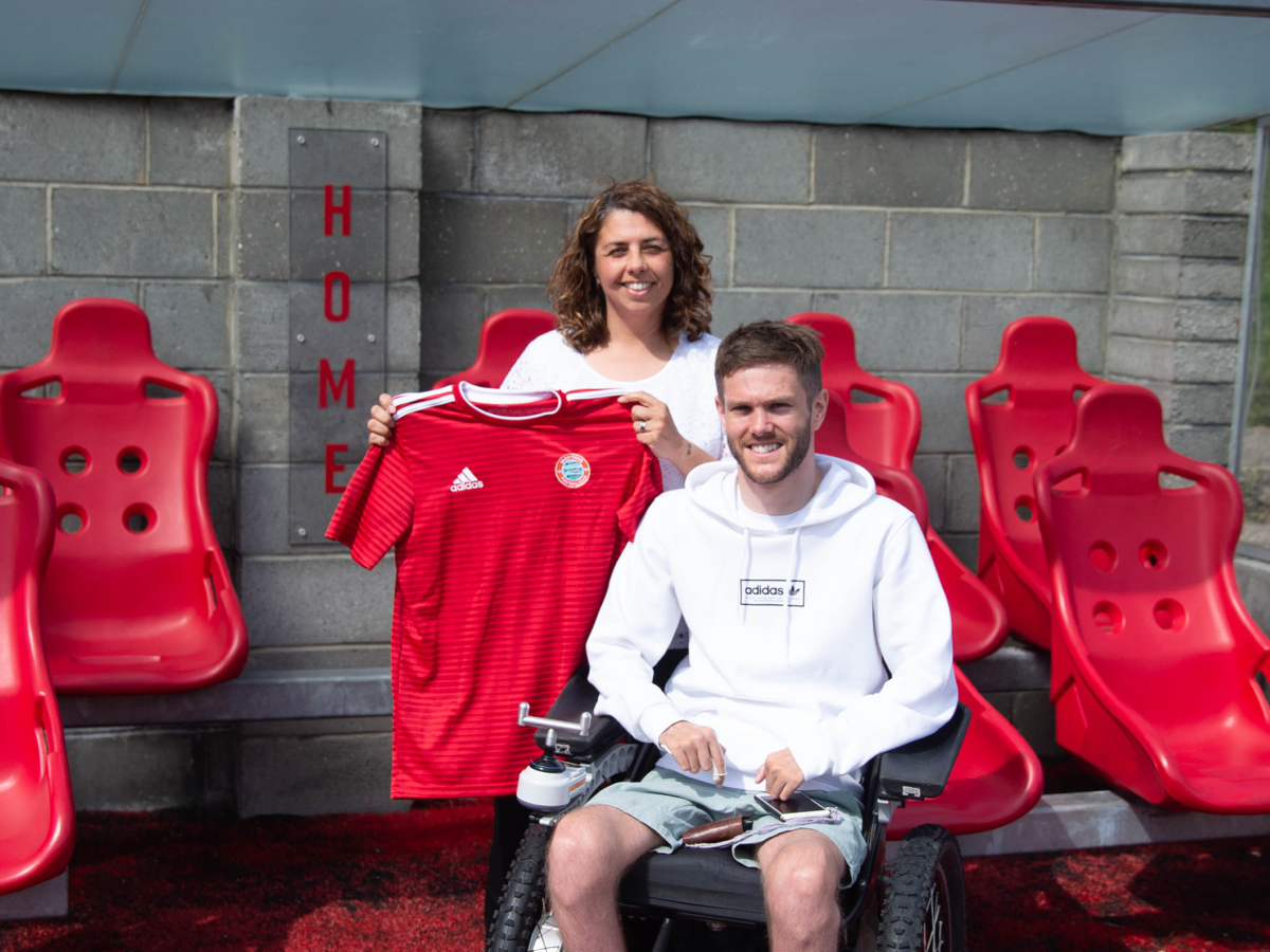 Read the full article - Michelle Lawrence Appointed Women's Manager