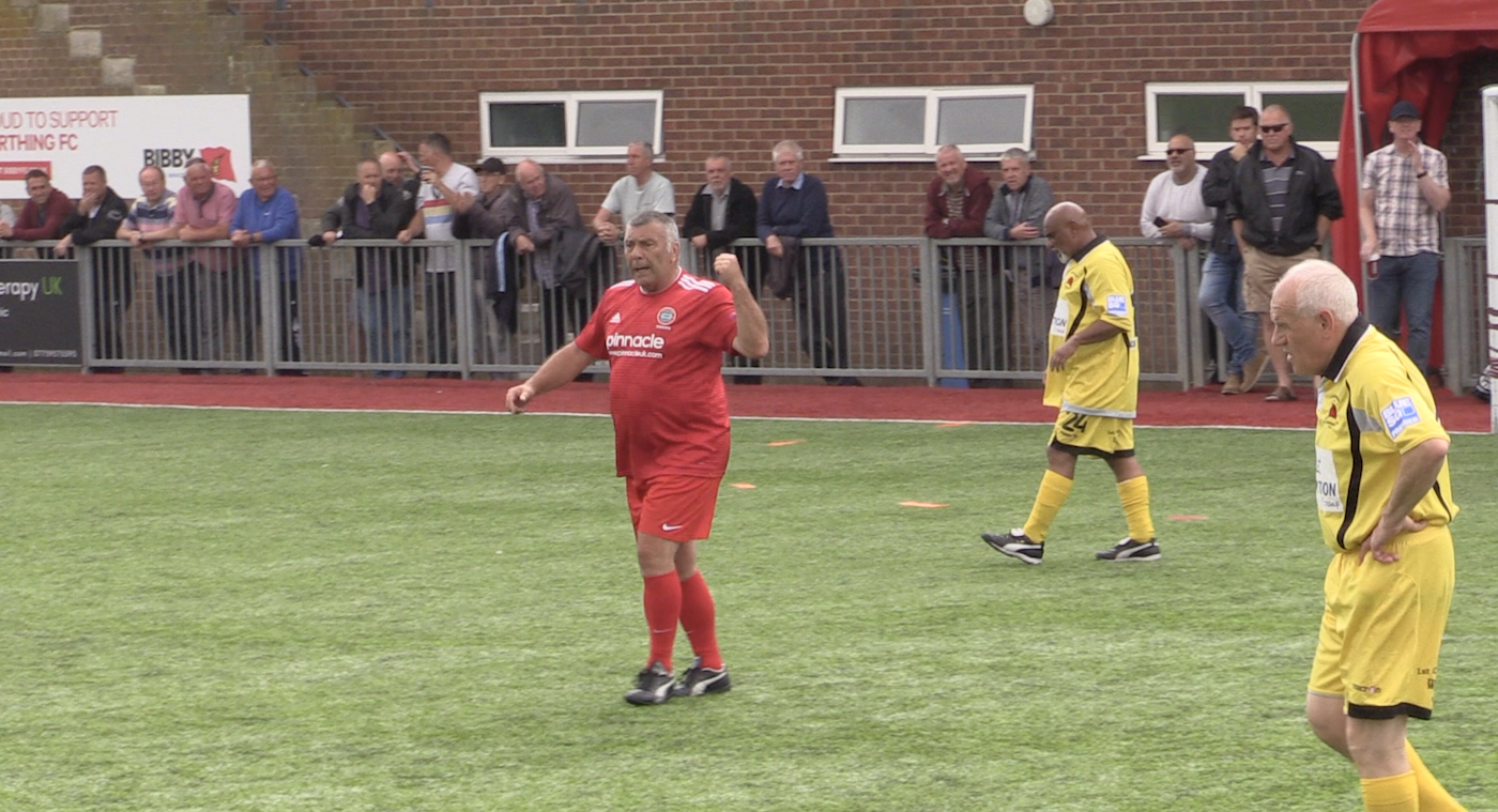 HIGHLIGHTS: Worthing Seniors 1-0 Eastbourne Borough Seniors  [H] – League