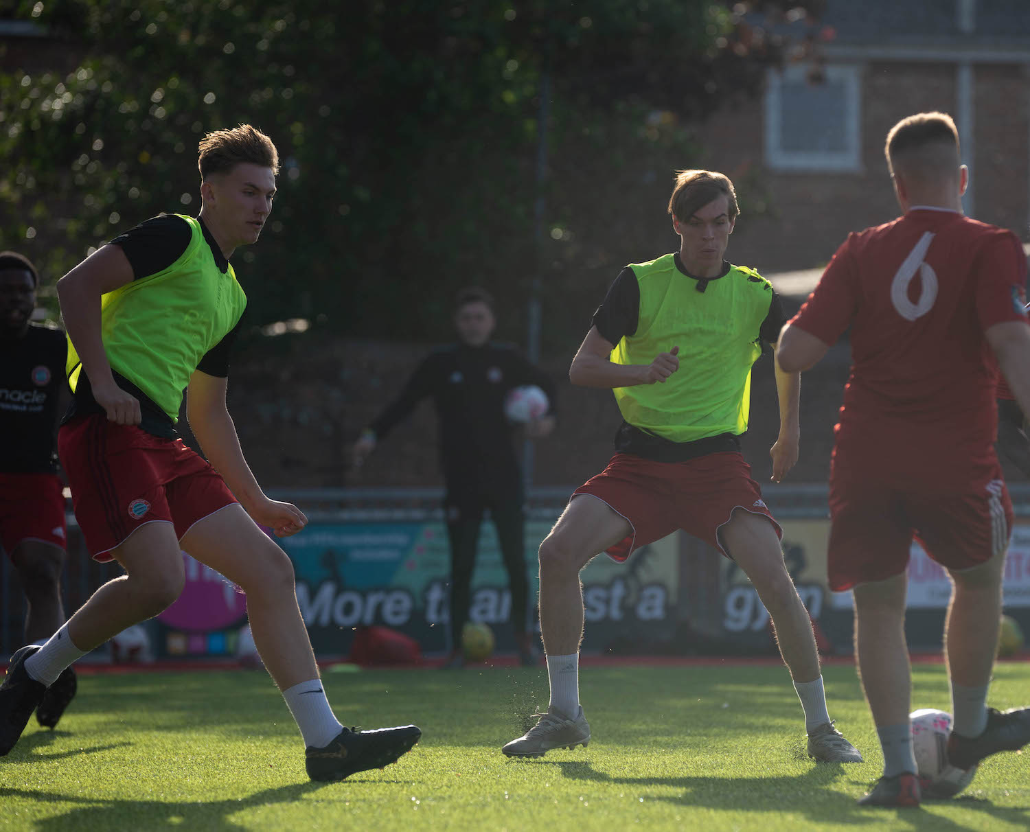 Read the full article - Young duo dualed with Pagham