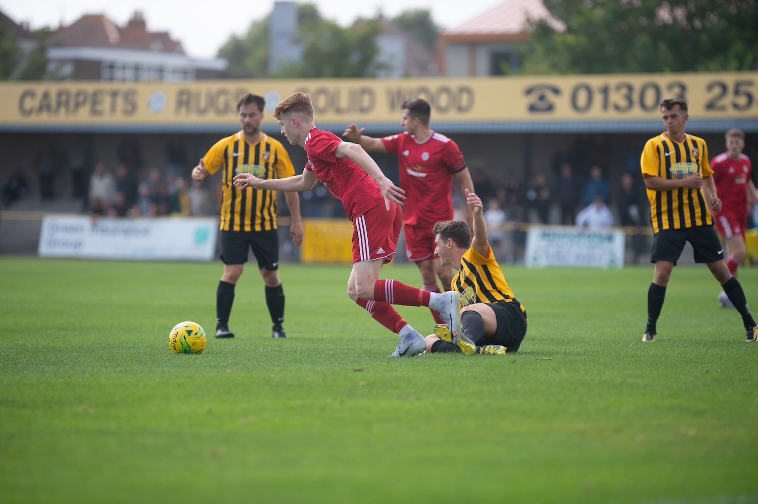 Read the full article - Invicta Breeze Past Reds