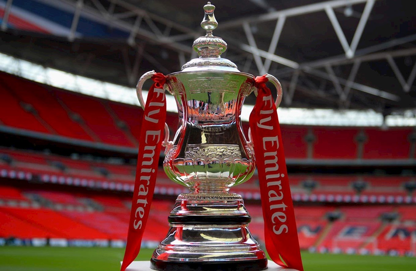 Read the full article - Replay winners will face Saints in FA Cup tie
