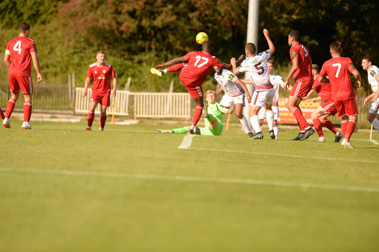 Read the full article - GALLERY | 19/20: Hastings United [A] – FA Cup