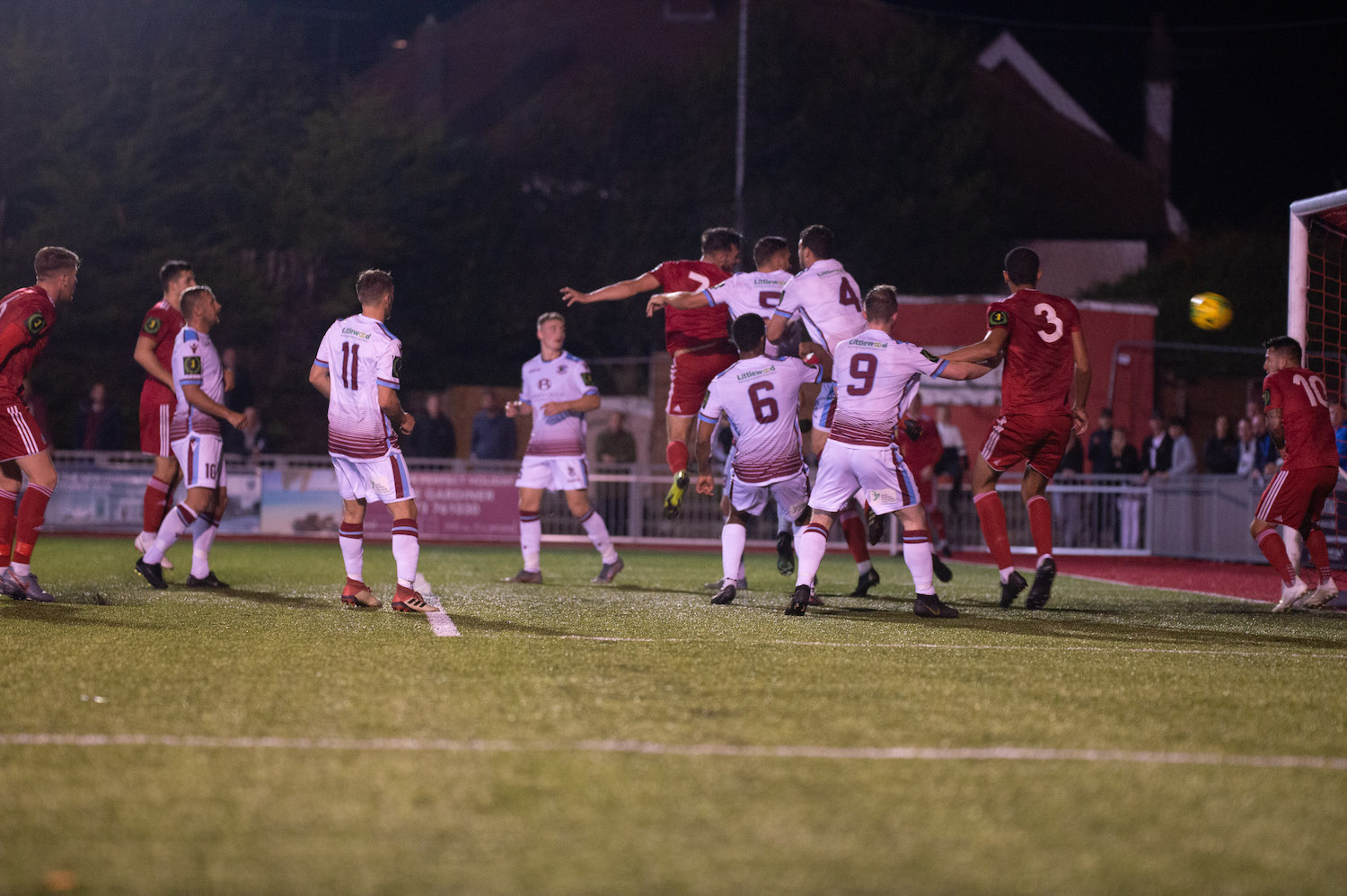 Read the full article - HIGHLIGHTS | 19/20: Hastings United [H] – FA Cup