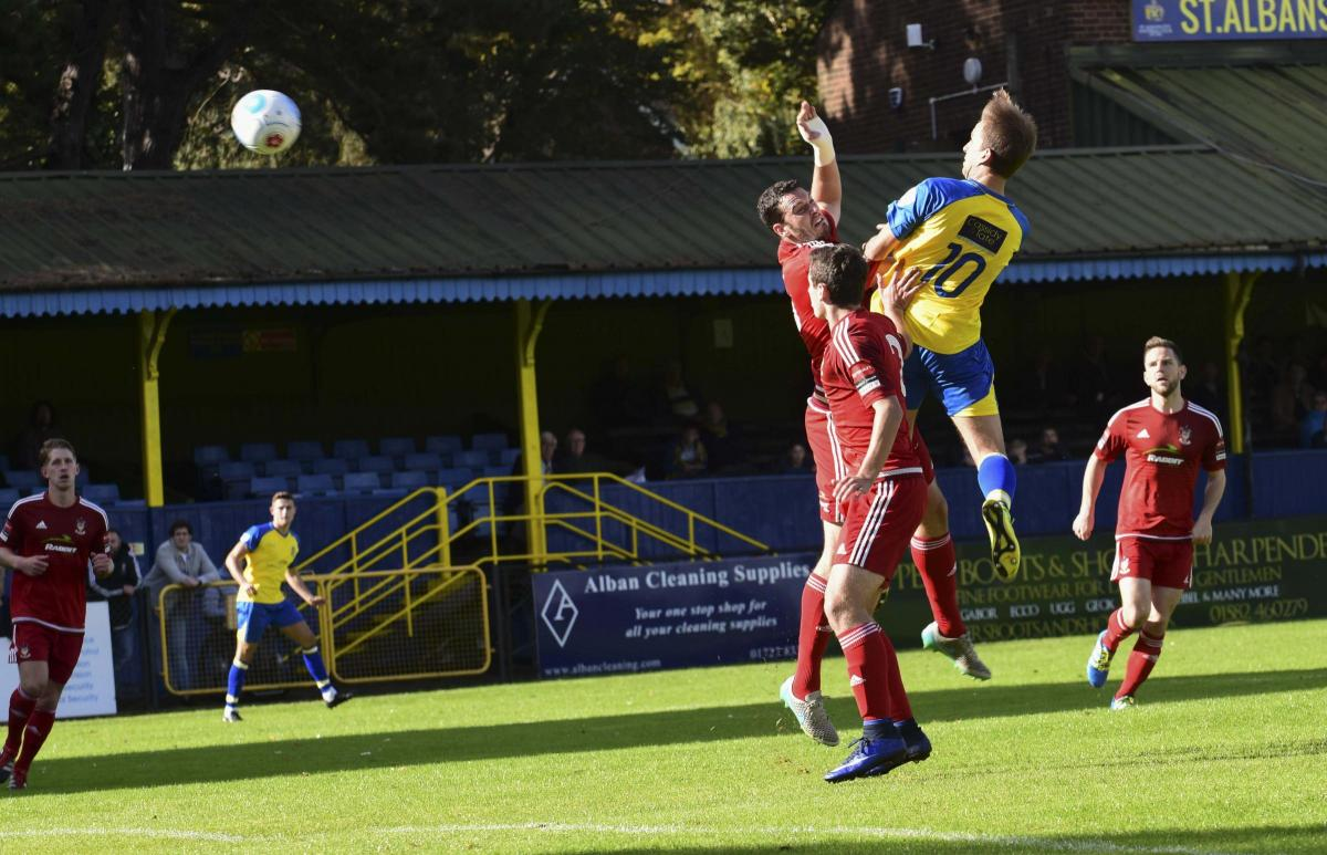 Read the full article - Worthing Face Saints After Hastings Battle