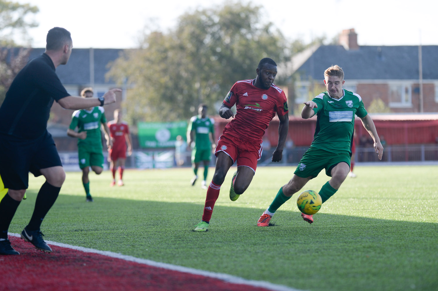 Read the full article - GALLERY | 19/20: Leatherhead [H] – League